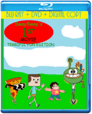 SwaySway's 1st Movie The Terrific Fun Edition Blu-Ray