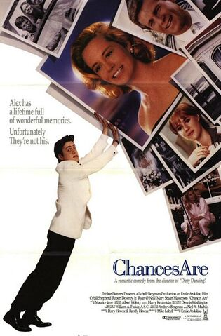 File:1989 - Chances Are Movie Poster.jpg