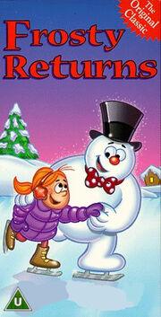 Frosty returns united kingdom vhs