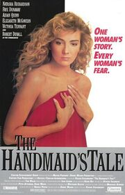 1990 - The Handmaid's Tale Movie Poster -2