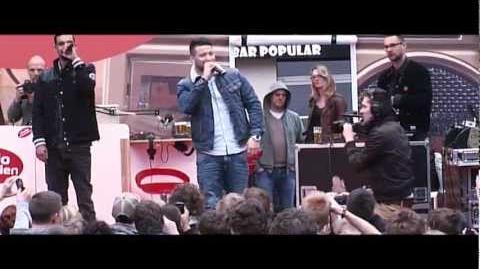 Studio Mechelen Kraantje Pappie - Waar is Kraan? (live)