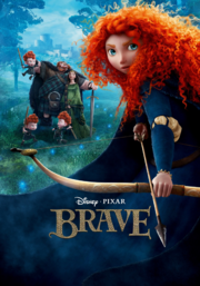 Brave - Poster