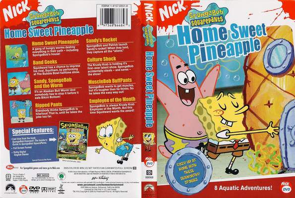 File:SpongeBob-Squarepants-Home-Sweet-Pineapple-2005-Front-Cover-29615.jpg