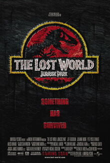 The Lost World – Jurassic Park poster