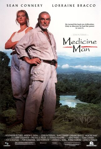 File:1992 - Medicine Man Movie Poster.jpg