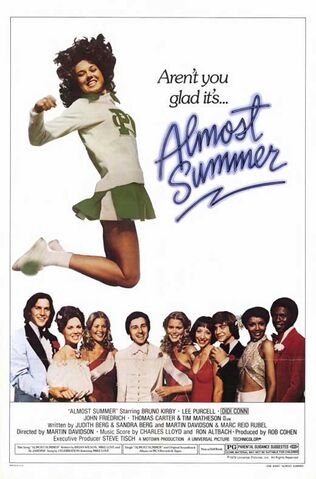 File:1978 - Almost Summer Movie Poster.jpg