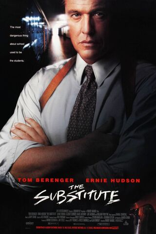File:1996 - The Substitute Movie Poster.jpg