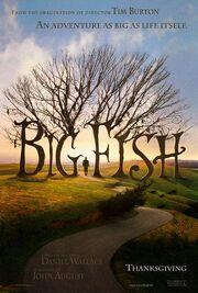 2003 - Big Fish Movie Poster