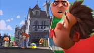 Gru and ralph see the eggs