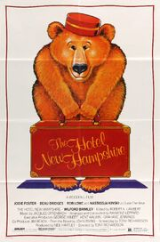 1984 - The Hotel New Hampshire Movie Poster