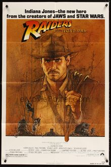 Raiders of the lost ark JC05770 L