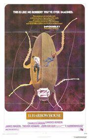 1974 - 11 Harrowhouse Movie Poster