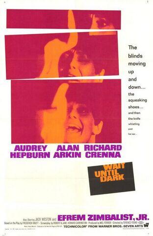 File:1967 - Wait Until Dark Movie Poster.jpg
