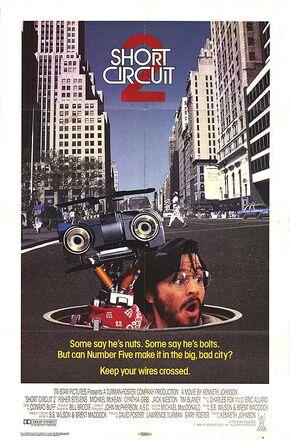 1988 - Short Circuit 2