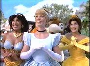 DCA Commerical - Cinderella, Princess Jasmine, and Belle