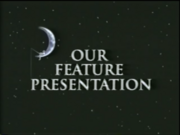 DreamWorks Our Feature Presentation Bumper