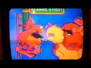 Muppets from Sesame Street Home Video Logo