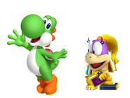 Yoshi and Dragonia