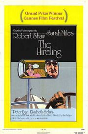 1973 - The Hireling Movie Poster