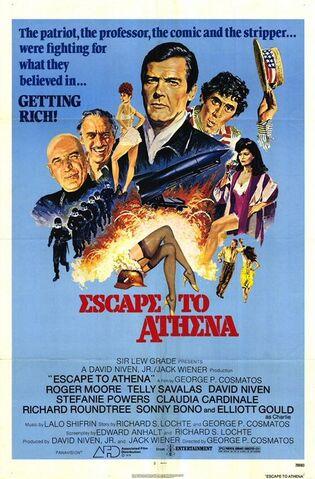 File:1979 - Escape to Athena Movie Poster.jpg