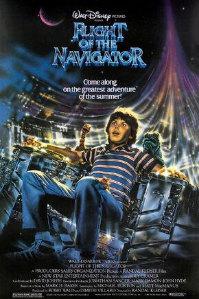 1986 - Flight of the Navigator
