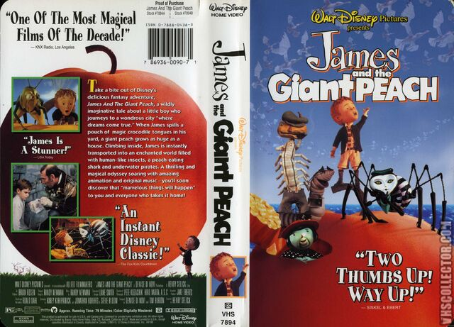 File:James And The Giant Peach VHS.jpg