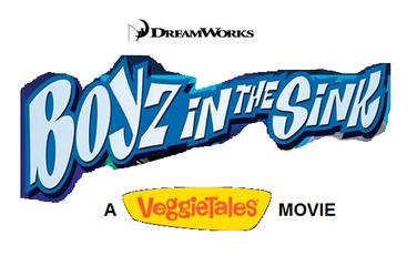 Dreamworks boyz in the sink logo