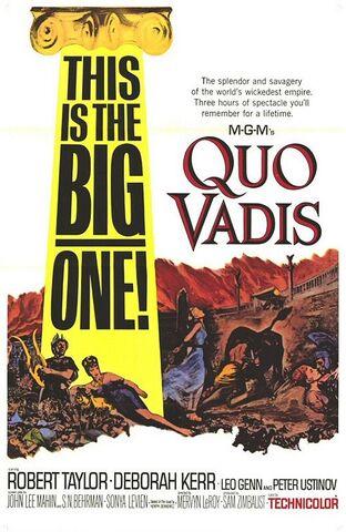 File:1951 - Quo Vadis Movie Poster 2.jpg