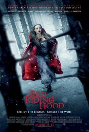 2011 - Red Riding Hood Movie Poster