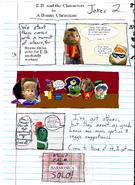 A Bunny Christmas Comic Jokes Page 2