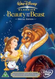 Beauty and the beast 2002 uk dvd