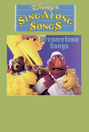 Dreamytime Songs Cover