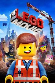 Lego Movie VHS