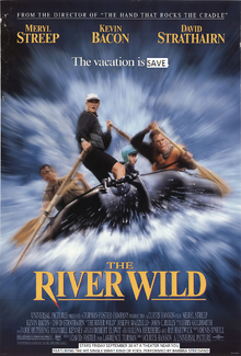 The River Wild (1994) Poster