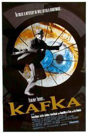 1991 - Kafka Movie Poster