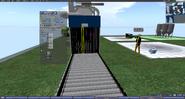 Estiras da entrada