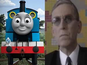 Thomas The Tank Engine And The Demon Headmaster