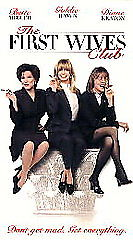 First wives club vhs