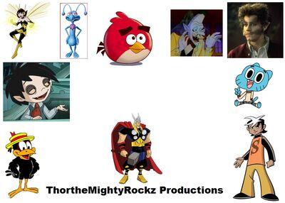 ThortheMightyRockz Productions