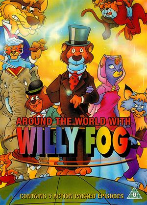 1983 - Around the World with Willy Fog