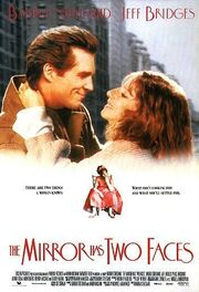 1996 - The Mirror Has Two Faces Movie Poster