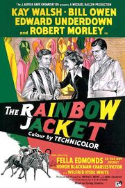 1954 - The Rainbow Jacket Movie Poster
