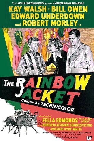 File:1954 - The Rainbow Jacket Movie Poster.jpg