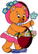 Tessie bear RPG artwork
