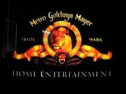 Leo the Lion from MGM Home Entertainment Logo