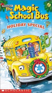 The Magic School Bus, Holiday Special 2004 VHS