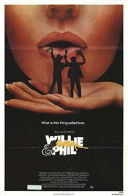 1980 - Willie and Phil Movie Poster