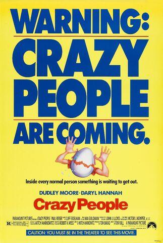 File:1990 - Crazy People Movie Poster.jpg