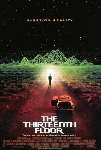 File:1999 - The Thirteenth Floor Movie Poster.jpg