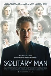 2010 - Solitary Man Movie Poster
